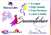 design nice logo for your company