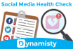 give your Social Media a Health Check