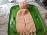 loom knit this childs hat and scarf for you
