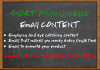 write ENGAGING Email For Your Email Marketing Campaign