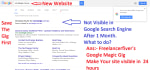 make your website visible in Google at 24 Hours