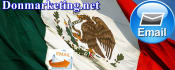 una Lista de Emails de 1800000 de mexico