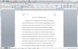 proofread an essay or paper