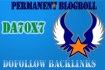 give link DA70x7 site blogroll permanent