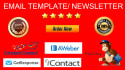 design PSD to Responsive Email Template and Newsletter