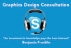 do a 20 Mins Corporate Design Skype Consultation