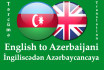 translate from English to Azerbaijani