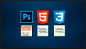 convert your psd to html and copyedit text