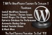 fix wordpress errors,issues and problems quickly