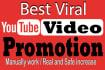 promote video on best social media marketing