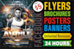 create Flyer You Require
