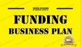 write a FUNDING business plan