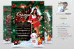 design eye catching  flayer and posters for CHRISTMAS