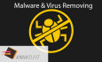 clean up malware from your computer or server