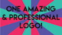 create a professional and unique logo