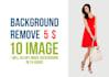 remove 10 Image Background
