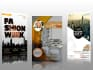 do amazing flyers,brochures and posters for you