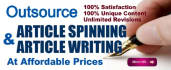spin Your Article or Add Spintax