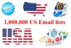 give you 1 Million US Email lists