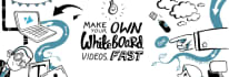 create whiteboard video animation in 3 days