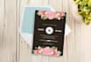 create an AMAZING wedding card just for 5 dollar