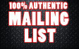 provide 21,000 Authentic Email List for Marketing