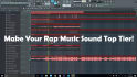 mix your rap song
