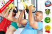 provide banner advertising on 15 Fitness Websites 4 Months