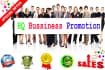 provide banner advertising on 15 Business Websites 4 Months