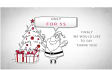 create AMAZING Christmas greeting whiteboard video santa claus