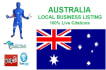 promote AU Business In top 40 live Local Citations