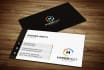 dessign PROFESSIONAL business card For you