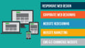 create stylish responsive WordPress website