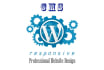 make professional  website with WordPress and opencart