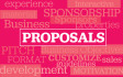 write sponsorship proposals for you