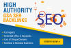 create 1,000 GSA,Ser,Backlinks For Seo