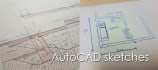 draw any sketch in AutoCAD