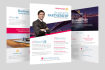 do amazing Flyers, poster, leaflet and postcard