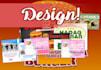 design Flyers, Tarpaulin,Invitations and Many More