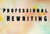 rewrite 1100 word articles