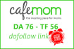 post a guest post on Cafemom