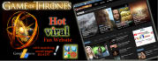 create your Game of Thrones Fan Website Autoblog