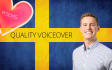 translate and voiceover a poem for you in Swedish
