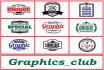 design or redesign logo for you