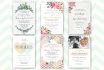 create wedding invitation for you