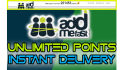 help you get unlimited addmefast points