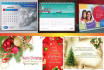 design your New Year Calendar and Christmas Card