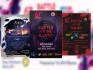 make poster or flyer or brochure design