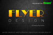 do KILLER Flyers, Brochures, Posters in professional touch
