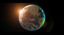 make Earth zoom from Your location